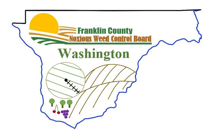 Franklin County Noxious Weed Board Logo